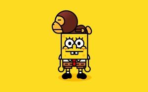 Bape_x_Spongebob_by_last_emp